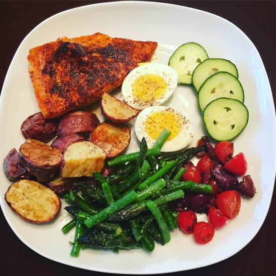 Deconstructed Salmon Niçoise  .JPG
